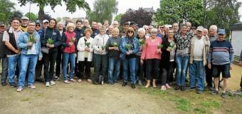 Beaussais-sur-Mer(22): 18 triplettes au tournoi du 1er-Mai