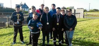 Louargat(22): Très bons résultats des jeunes à Saint-Gilles-les-Bois