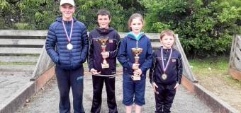 Louargat(22): Très bons résultats des jeunes à Cavan