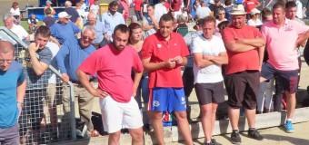 Quintin(22): 47quadrettes au concours de boules du 14Juillet