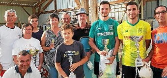 Theix-Noyalo(56): 48 équipes solidaires au concours de boules