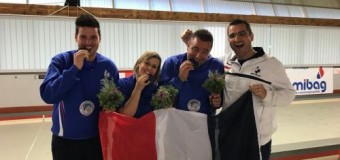 Euro Raffa Volo, Innsbruck 2019 : Premières médailles françaises dans un championnat international