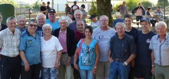 Mûr-de-Bretagne(22): Plein succès du concours de boules de la Fnaca