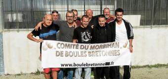 Séné(56): Boule sinagote, les joueurs deviennent champions du Morbihan