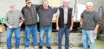 Guiscriff(56): La boule bretonne en toutes saisons