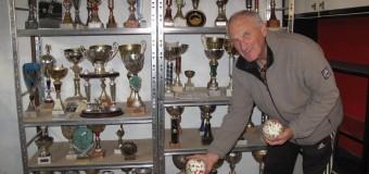 Plumelin(56): Joël Martin est un expert de la boule bretonne