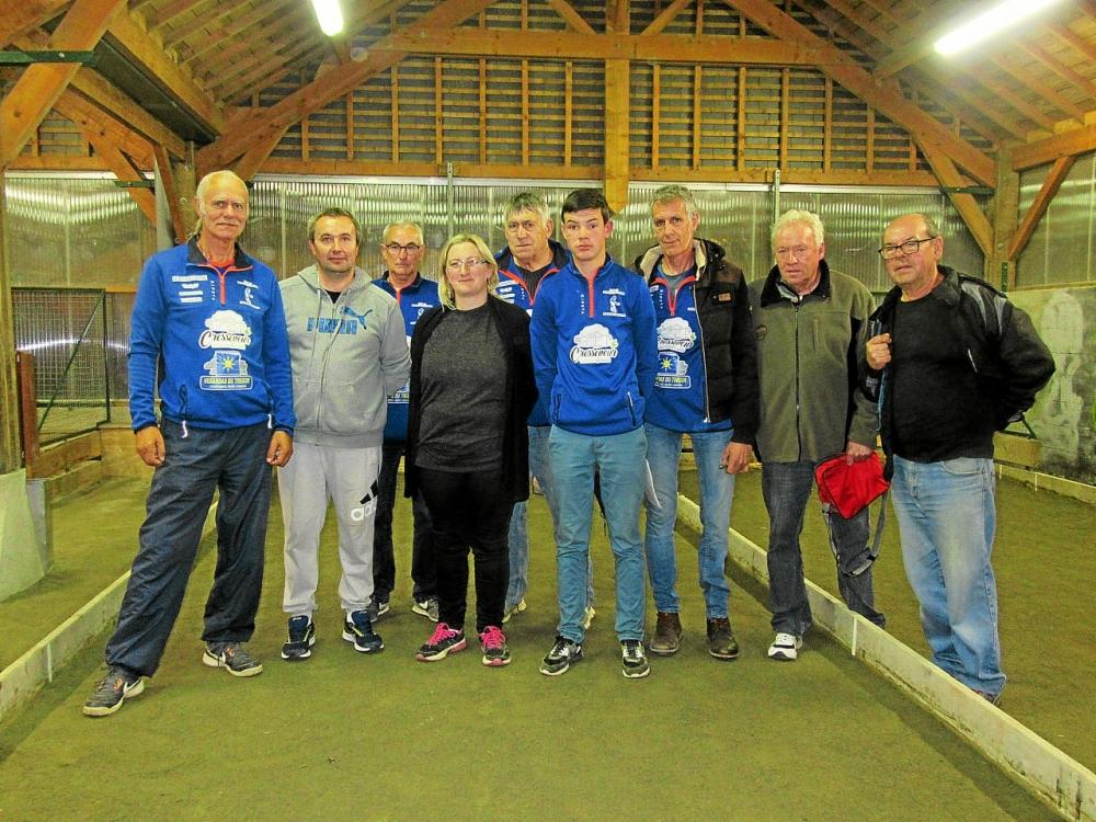 L'équipe phare de la Boule du Trégor-Lannion-Tonquédec devra confirmer sa première victoire lors de la 2e journée de l'interclubs départementalchampionna
