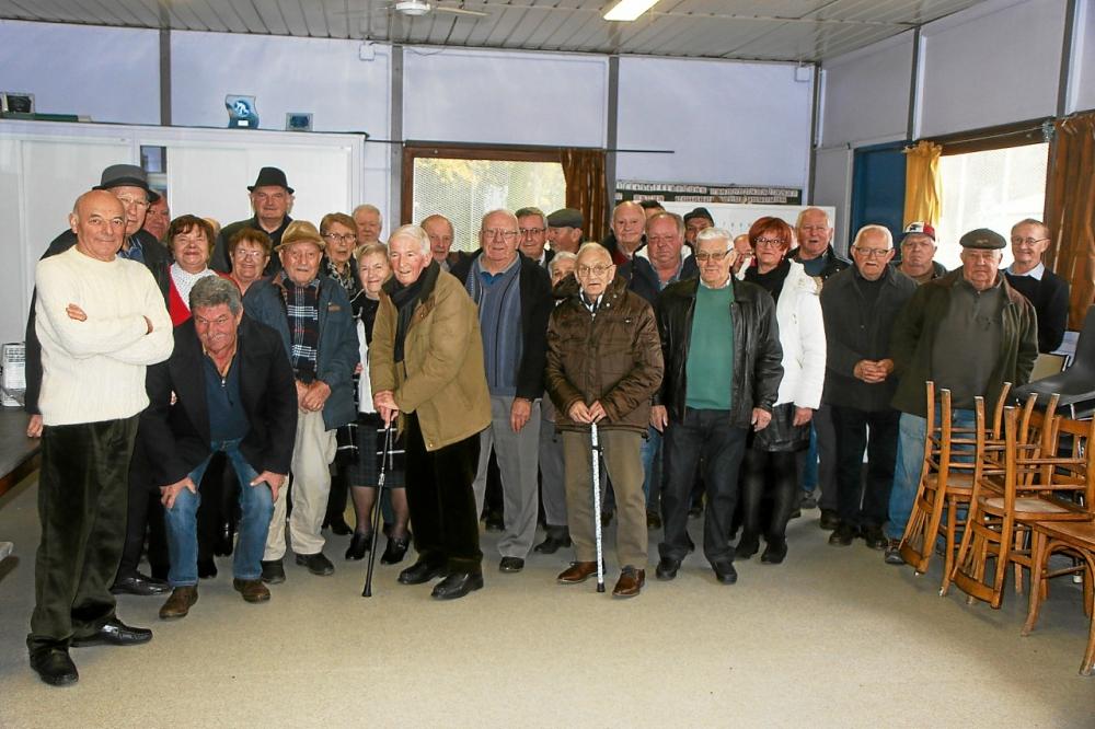 Les membres de la BSQ se sont réunis samedi matin dans leur local de Kerbertrand.