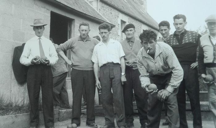Louannec années 50-60