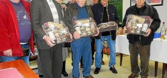 Quimper(29): La Boule arméloise honore ses anciens