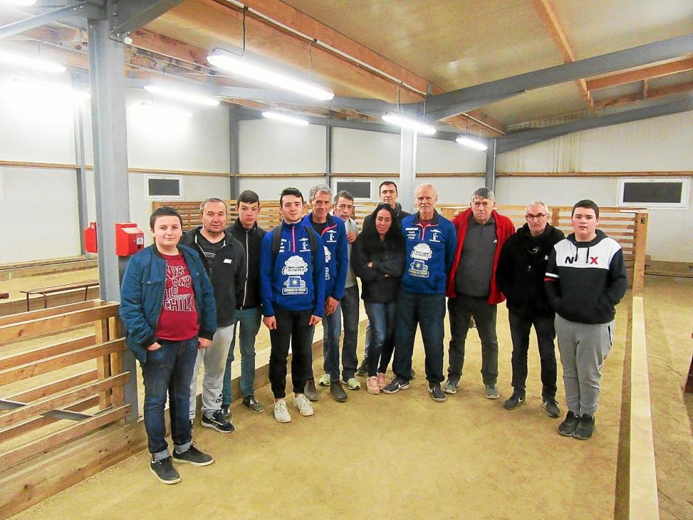 Les trois équipes de Lannion-Tonquédec ont joué samedi à Quesssoy, avec trois succès à la clé.