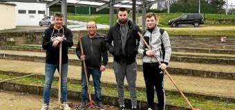 Caudan(56): Boule bretonne démarre la saison