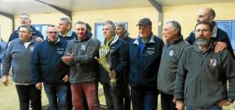 Plouaret(22): Paimpol remporte la coupe CDSMR de boules bretonnes