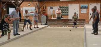 Quévert(22): Les concours de boules très attendus après le 11 juillet