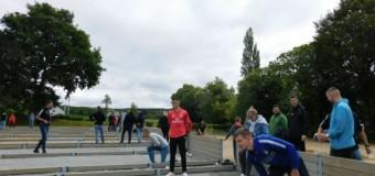 Plouray(56): Les joueurs de l'APP se retrouvent au terrain de boules