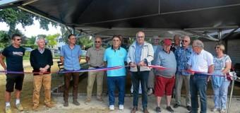 Beaussais-sur-Mer(22): Le boulodrome couvert de Beaussais-sur-Mer inauguré