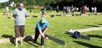 Berné(56): Un concours de boules de haut niveau en nombre et en qualité