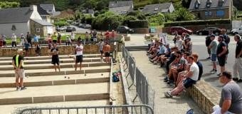 Trélévern(22): Succès du tournoi de boules bretonnes