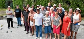 Quimperlé(29): QAT réunit 24 joueurs à la boule bretonne