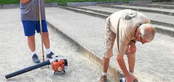 Scaër(29): Reprise des concours à La boule sportive scaëroise