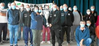 Penvénan(22): Le trophée de la boule remis à Pont Melvez