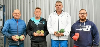 Plaintel(22): Le concours communal de boules bretonne est terminé