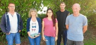 Hillion(22): Concours de boules bretonnes en jeu libre au «Sympatic»