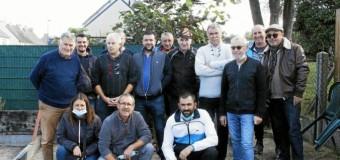 Yffiniac(22): Manu Georgais vainqueur du concours de boules bretonnes