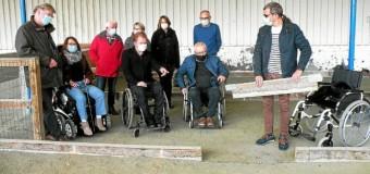 Grâces(22): Le parcours des handicapés passé au crible