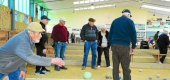 Plestin-les-Grèves(22): Trois concours de boule bretonne au pardon du Rosaire