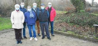 Melgven(29): Les boulistes de Kerligoar vont reprendre les parties