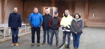 Rostrenen(22): Les travaux de rénovation du boulodrome sont finis