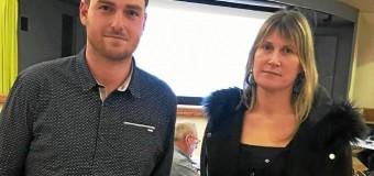 Berné(56): Un terrain de raffa volo à la salle de sports de Berné ?