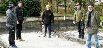 Gouarec(22): Les boulistes retrouvent le sourire
