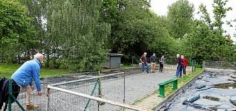 Plouvara(22): Les boulistes ont repris leurs activités