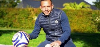 Bégard(22): Alan Boëté– ballon, boules bretonnes et autres bonheurs de la vie avec le CS Bégard