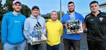 Ploubezre(22): David Prigent et Thomas Bénech remportent le concours de boules