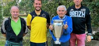 Lanester(56): Leur premier concours de boules bretonnes depuis mars2020