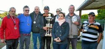 Saint-Pierre-Quiberon(22): Stéphane Le Quellec remporte la 11e édition du challenge de la ville en boule bretonne